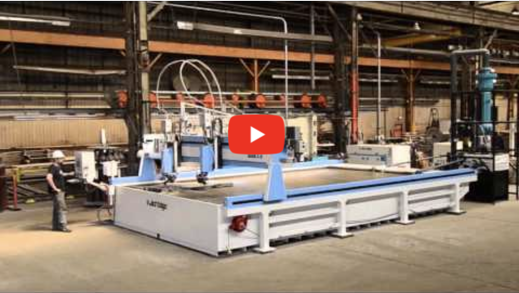 Jacquet Midwest Case Study - Jet Edge Waterjet Systems
